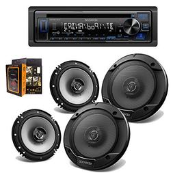 Kenwood Audio KDC-BT23 Single Din Bluetooth Audio CD Receive