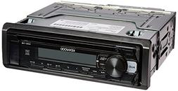Kenwood KDC-118 in-Dash 1-DIN CD Car Stereo Receiver with Fr