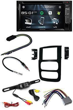 Kenwood CAR CD Stereo Receiver Dash Install MOUNTING KIT Wir