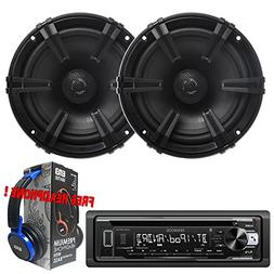 Package Kenwood KDC-BT21 Bluetooth In-Dash CD/AM/FM Car Ster