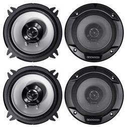 """Kenwood KFC-1366S 5.25"""" 1000 Watt 2-Way Car Audio Coaxial S"""