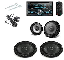 "KFC-1665S Sport Series 6-1/2"" 2-Way Speakers Kenwood KFC-696"
