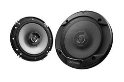 Kenwood KFC-1666S 6.5-Inch 2-WAY Coaxial Car audio Speakers