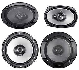"Kenwood KFC-6966S 6x9 800 Watt+ 6.5"" 600 Watt Car Audio Coa"