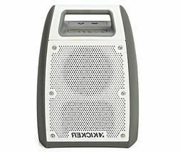 KIC43BF400GY Kicker Bullfrog JUMP Bluetooth Music System