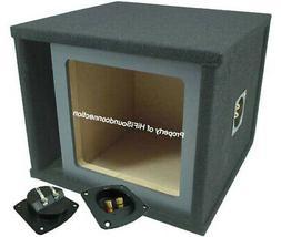 "Kicker Car Audio L3 L5 L7 Solobaric Paintable 15"" Subwoofer"