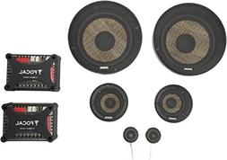 "Focal KIT PS165F3 Expert Series 6-1/2"" 3-Way Component Speak"
