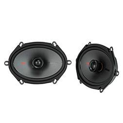 "Kicker KSC680 Car Audio KS Series 5x7"" 6x8"" Full Range Speak"