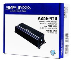 Alpine KTP-445A 4-Channel Power Pack Amplifier 45W RMS X 4 a