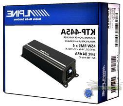 KTP-445A - Alpine 4-Channel 45W RMS X 4 at 4-Ohms Amplifier