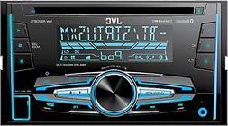 JVC KW-R920BTS Built-in Bluetooth/Satellite Radio-Ready in-D