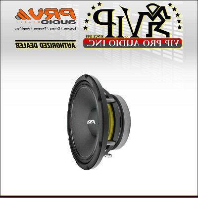 "PRV 10MB800FT 10"" Midbass Audio 800 8-Ohms"