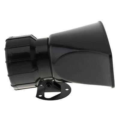 12V 100W Sound Loud Car Warning Speaker