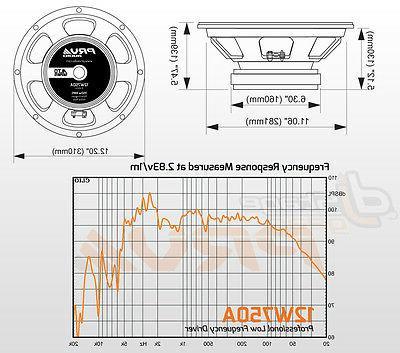 PRV Audio Alto Series 8 Watts -