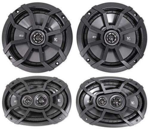 2 43csc674 car audio speakers