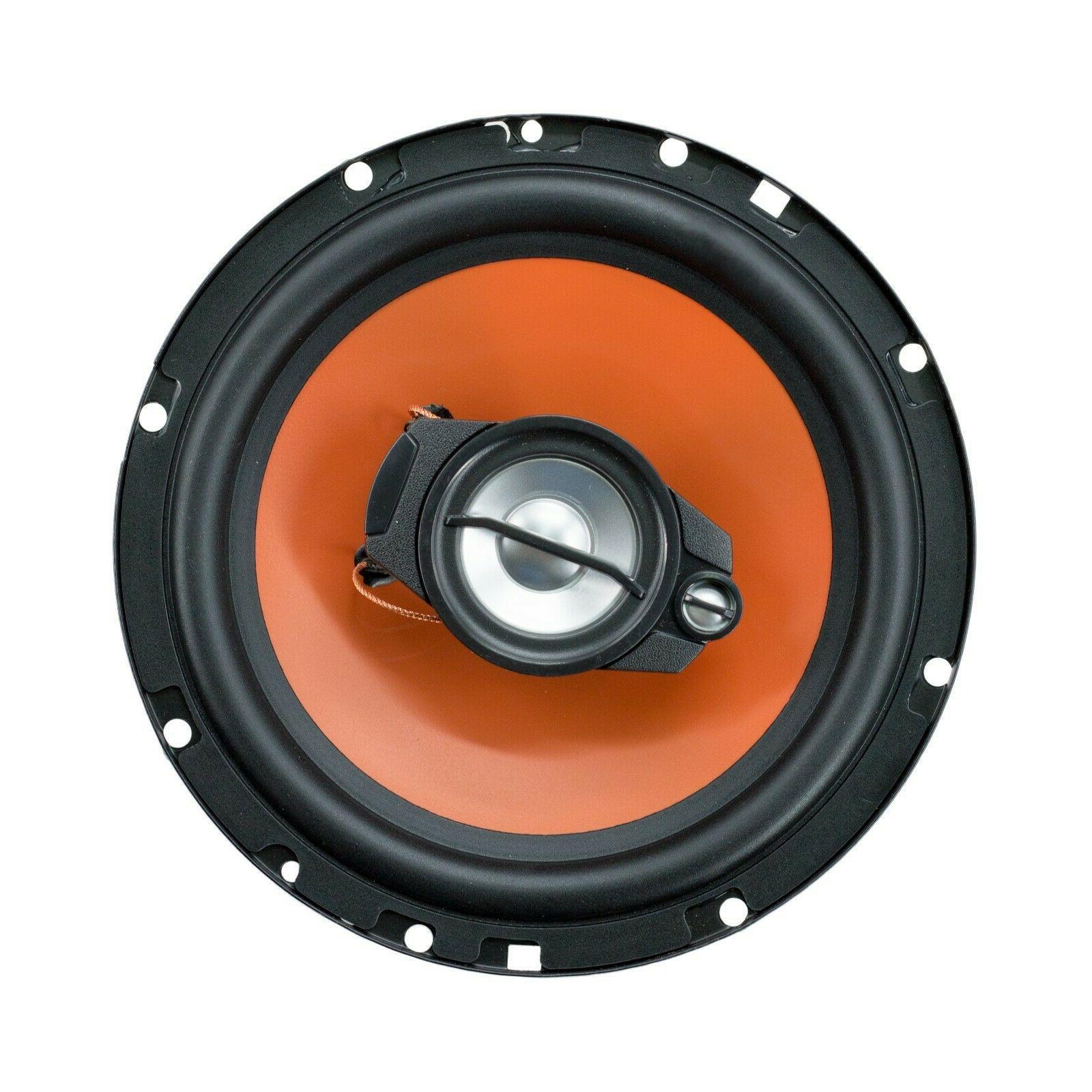 """4) 6.5"""" 600 Watt Stereo Grill"""