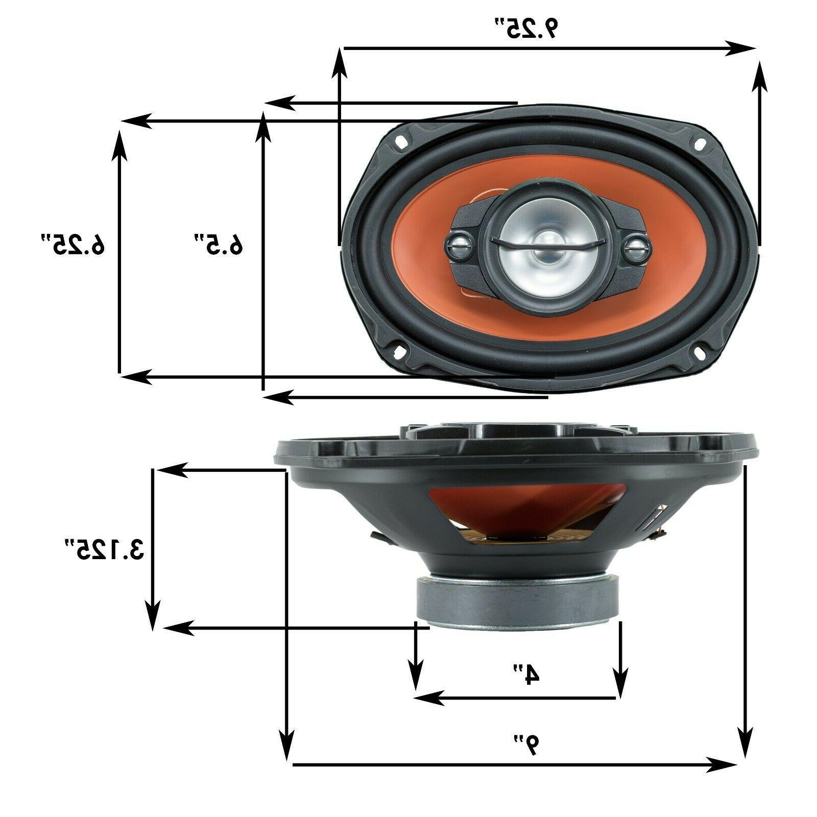 2) Audiobank Watt Car Stereo - AB790