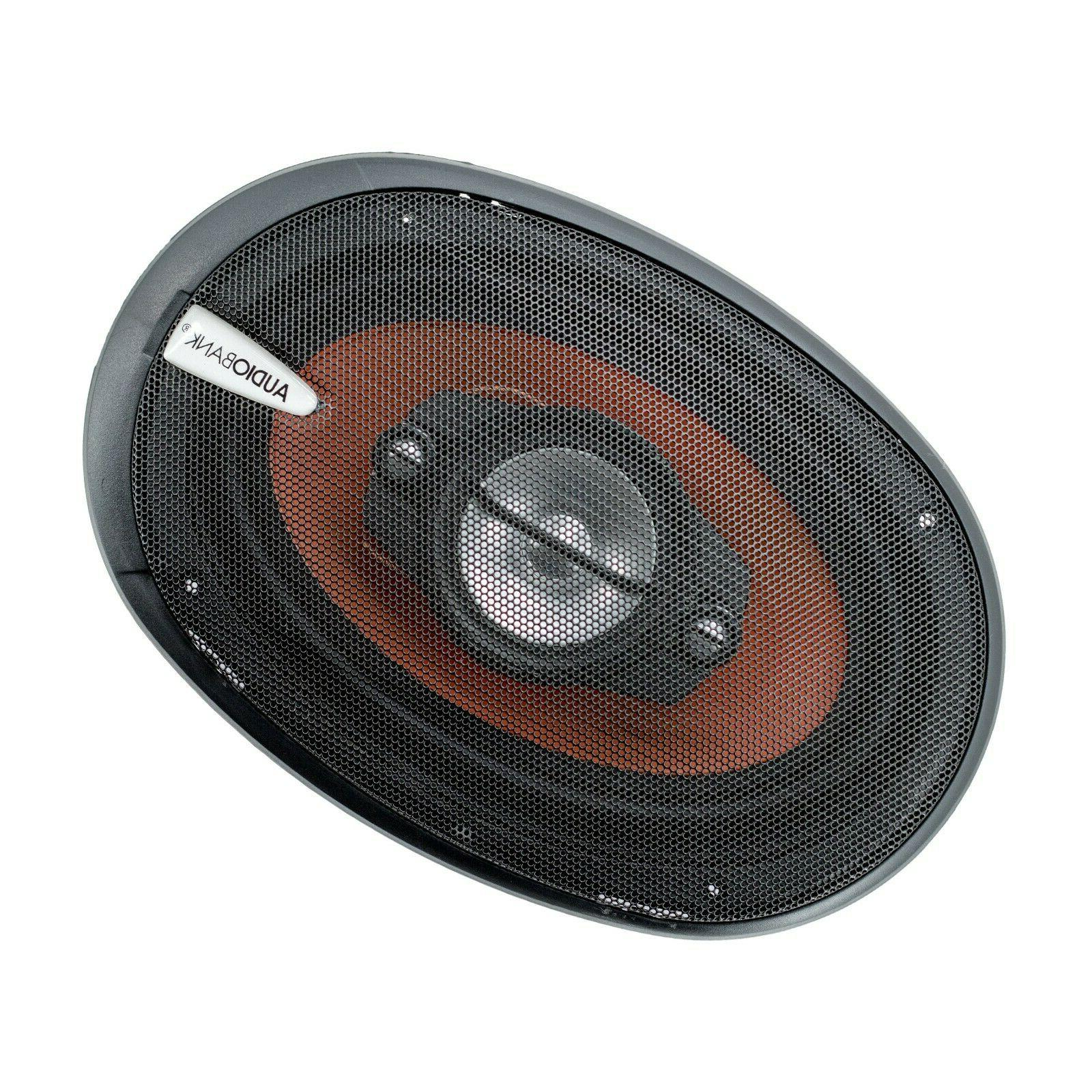 2) Watt 4-Way Stereo Speakers - AB790