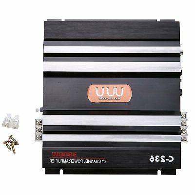 2 Watt Audio Amplifier Super Bass Amp