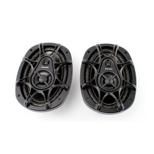 2) Kicker DS60 200 Watt Kicker 280W 3-Way Speakers