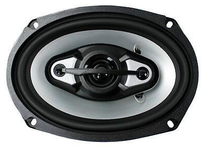 "2) NEW 6x9"" Speakers 2) Speaker Enclosures"
