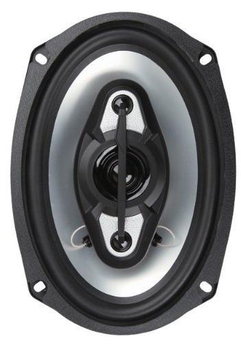 "2) 400W + 2) NX694 6x9"" Car Audio Coaxial Speakers"