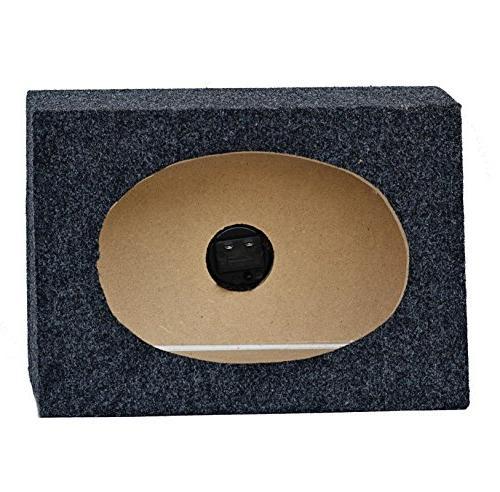"2) NEW 6x9"" 800W Speakers 6x9"" Speaker Box Enclosures"