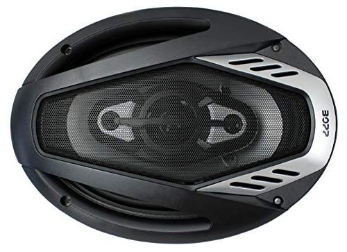 "2) BOSS 6x9"" 800W Car Speakers + 2) Speaker Box"