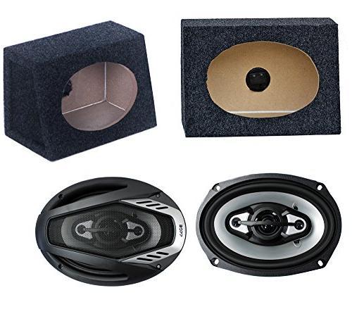 2 nx694 car speakers