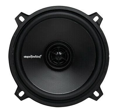 "2) R1525X2 5.25"" 160W Coaxial Car Audio Speakers"