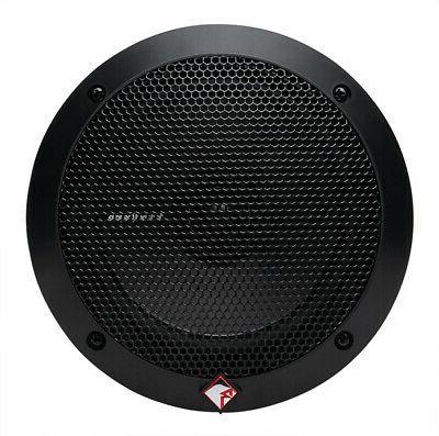 "2) Rockford Fosgate 5.25"" 5-1/4 Coaxial Audio"
