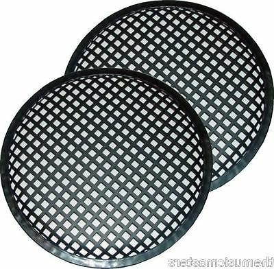 2X inch Sub Woofer WAFFLE Covers VWLTW
