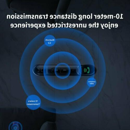 Baseus 3.5mm AUX Wireless Car