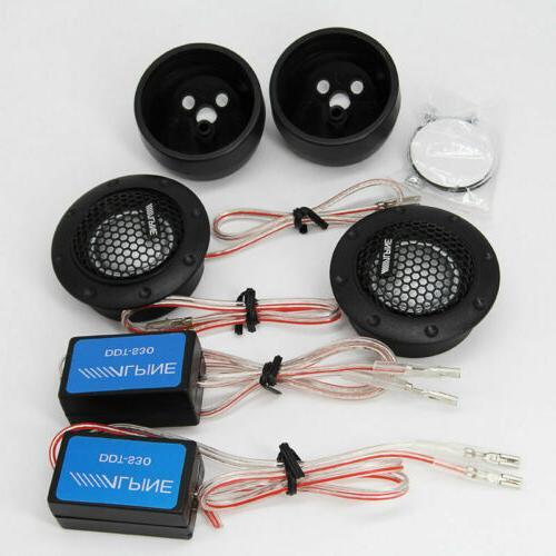 """360W Alpine 1"""" Car Audio Speakers US"""