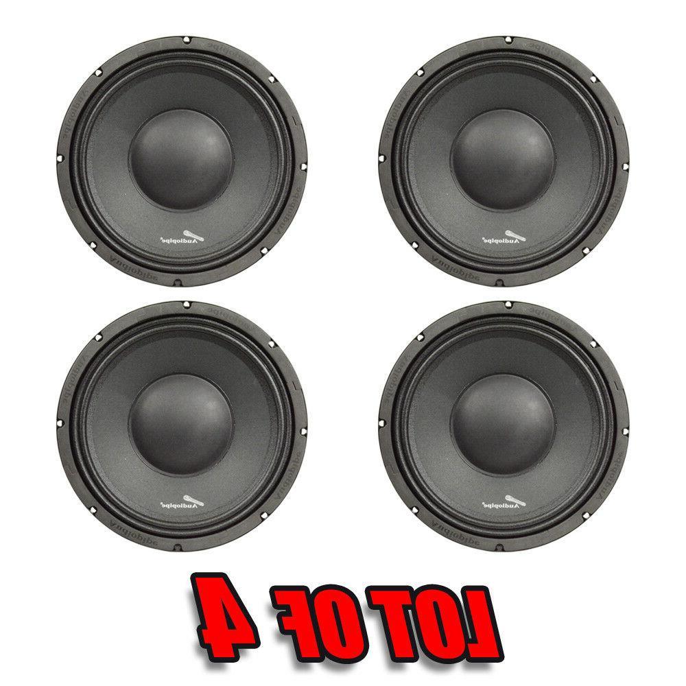 "Audiopipe 10"" Low Mid Frequency Loudspeaker 700W APSL-10-C"
