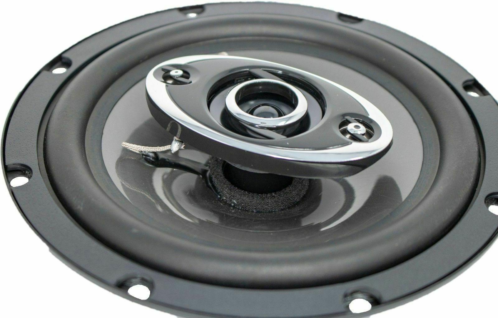 Pairs Audiotek 400 4-Way Car Audio Coaxial -