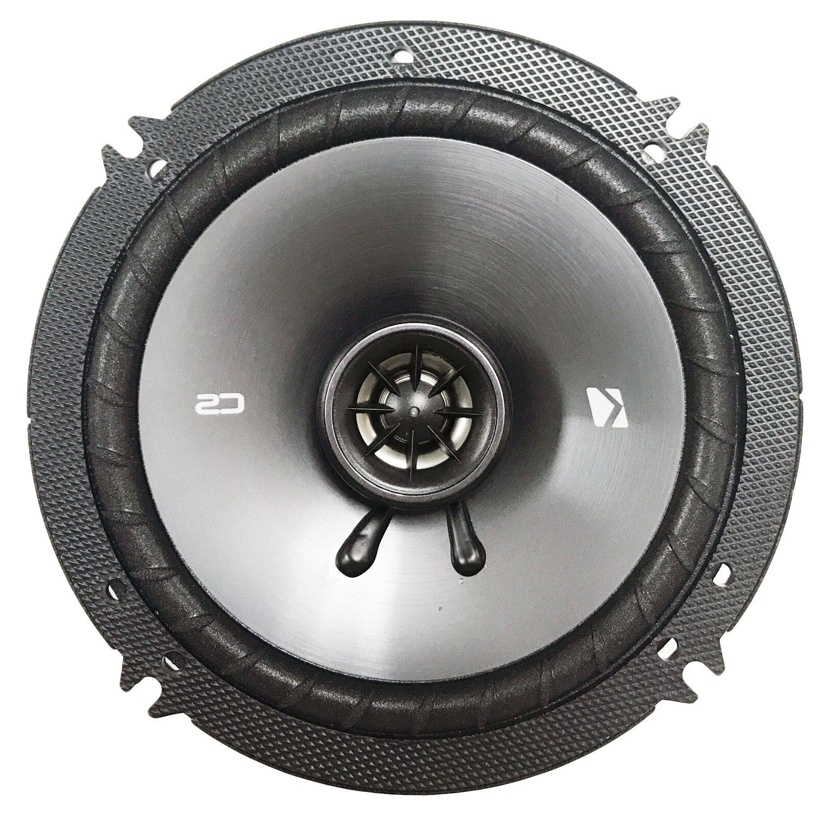 "-4- Kicker CS 6.5"" Speakers, 43CSC65"