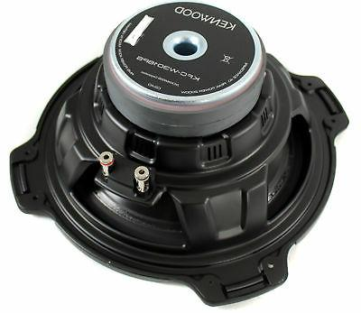 """4) NEW Kenwood 12"""" RMS Audio Subwoofers Subs"""