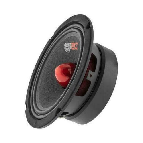 "4) NEW 6.5"" Speaker Audio"