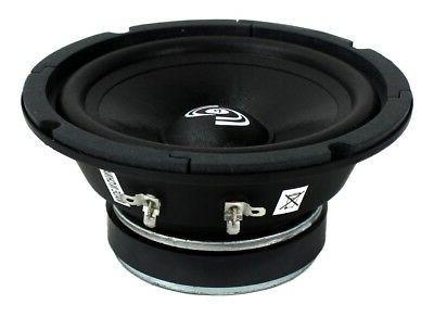 "4) Pyle PDMR6 MidRange 6.5"" Bass Mid Range Woofers Audio"
