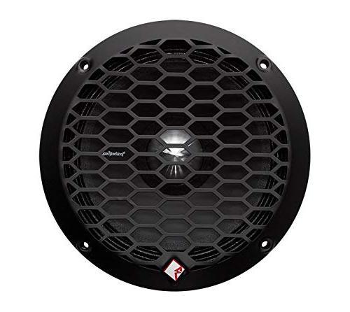 """4) PPS4-6 6.5"""" Watt Midrange Loudspeakers"""