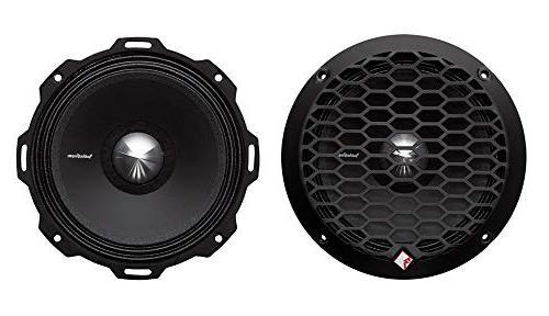 """4) Fosgate 6.5"""" 800 Midrange Car Speaker"""