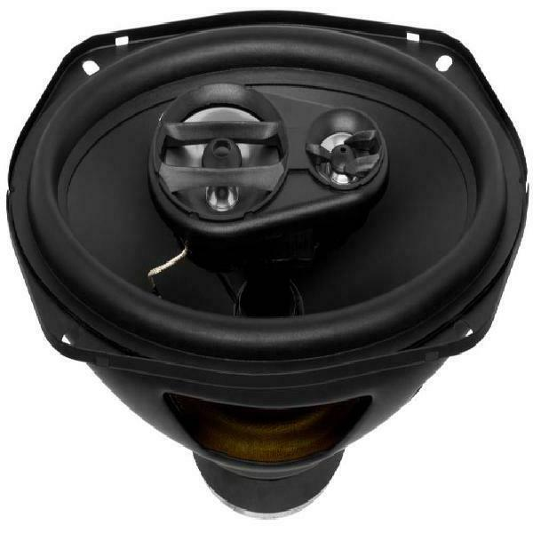 "4) Soundstorm SSL 6x9"" Watt Car Audio Stereo Coaxial Speakers"