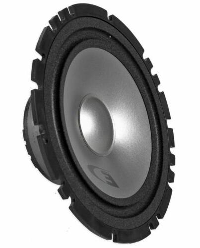 "560 Watt 6.5"" 2-Way Car Audio Speakers"