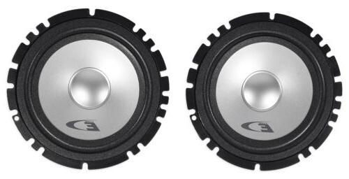 """Alpine SXE-1750S 560 Watt 6.5"""" 2-Way Car Audio"""