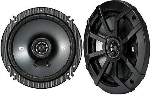 """KICKER 6.5"""" 1200w Car Audio"""