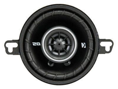 Kicker 3.5-Inch 30W Coaxial Audio Speakers DSC35