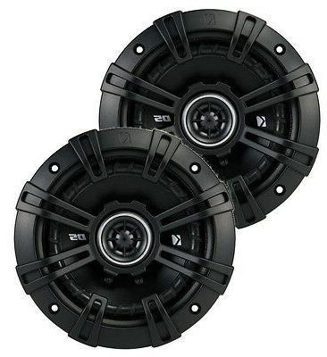 Kicker 43DSC504 DS Series 5.25-Inch 70W 4 Ohm Coaxial Car Au