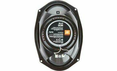 2x JBL CLUB 480 Watts Series 3-Way Speakers 1 Pair