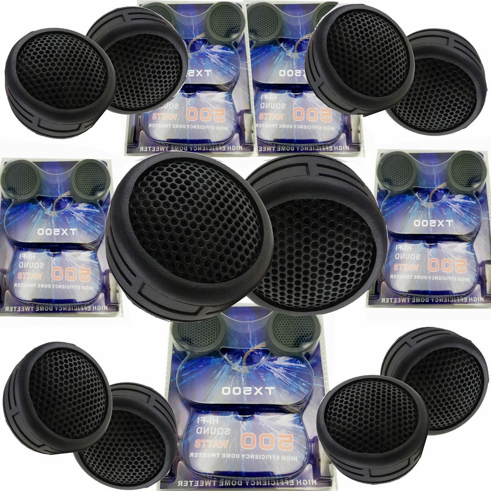 500 watt high power car tweeters speakers